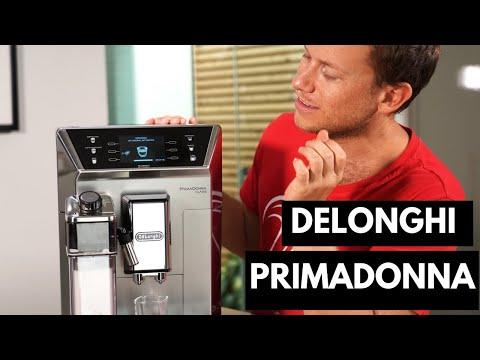 Delonghi Primadonna im Test und Lautstärke-Duell