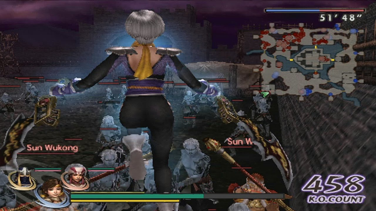 Warriors Orochi 2 Ps2 Коды