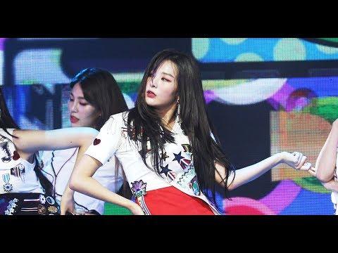 180922 Redmare In Taipei 레드벨벳 Red Velvet 슬기 Seulgi Mosquito Fancam