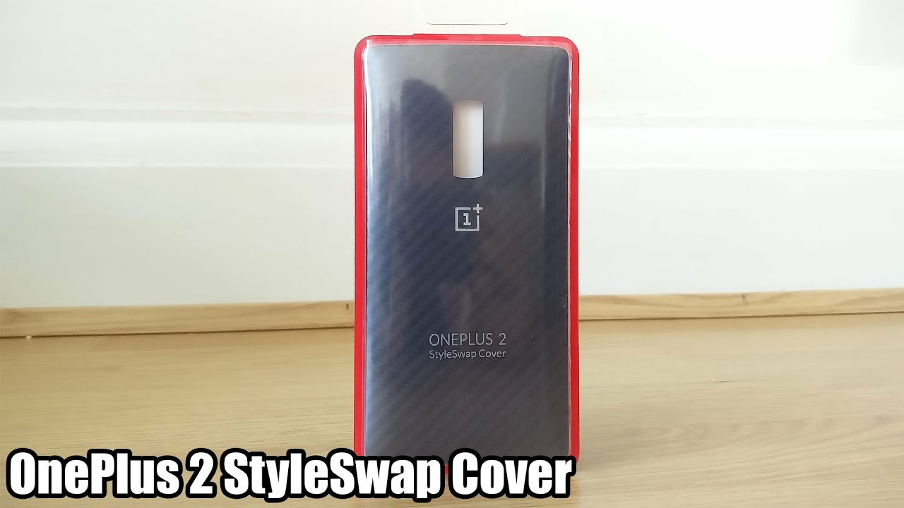 finest selection ea80c 344d1 OnePlus 2 StyleSwap Cover Karbon