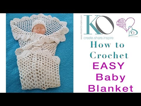 Baby blanket crochet patterns free downloads
