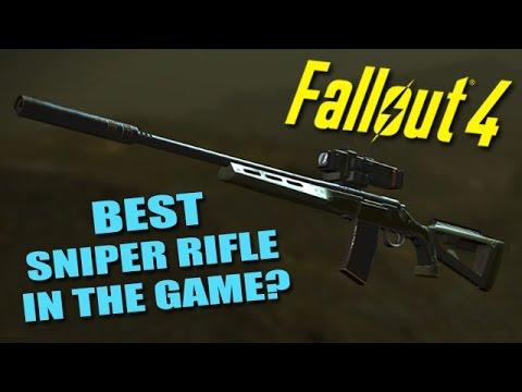 Sniper Build Fallout