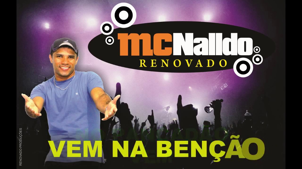 ???? FUNK GOSPEL 2017 ???? MC NALDO - BEM AVENTURADO  ????(Lyric Video)