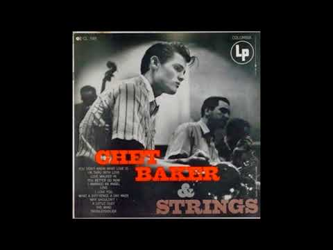 Chet Baker & Strings ( Full Album )