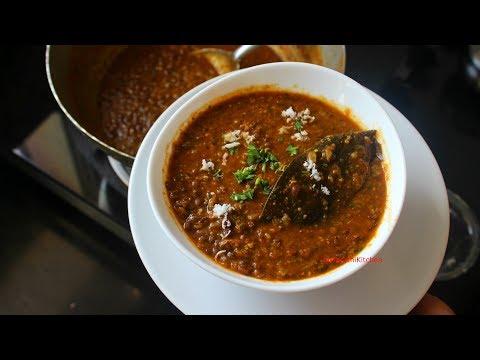 खास कोल्हापुरी आख्खा मसूर | Kolhapuri Aakhha Masoor | Aakhha Masoor Recipe