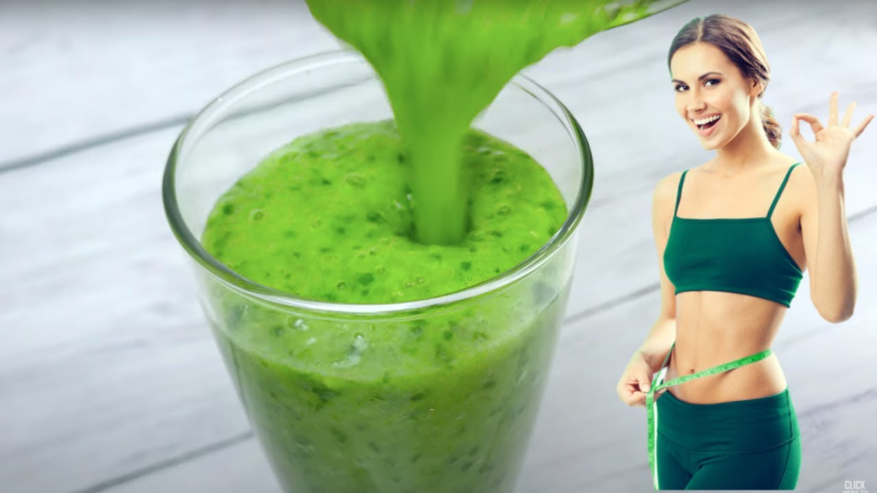 10 Healthy Smoothies For Weight Loss