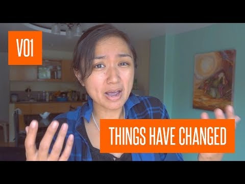 Things have changed.... || VLOGVEMBER 01