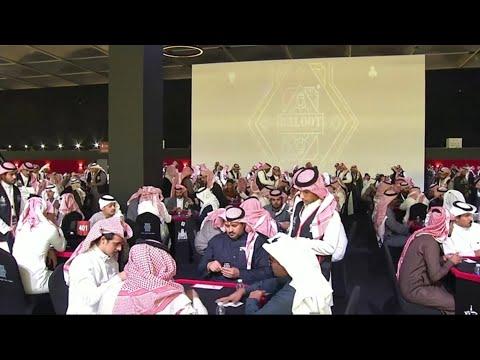 لأول مرة في السعودية.. نساء يتنافسن في بطولة للبلوت  - 02:59-2020 / 2 / 17
