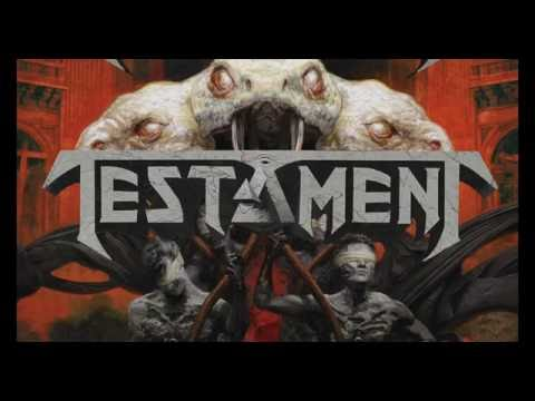 TESTAMENT - Brotherhood Of The Snake  (AMAZON.CO.UK ID)