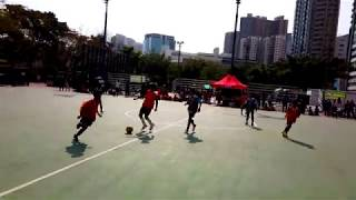 Publication Date: 2021-10-17 | Video Title: 2019-2020年度賽馬會五人足球盃(學校組) U13B
