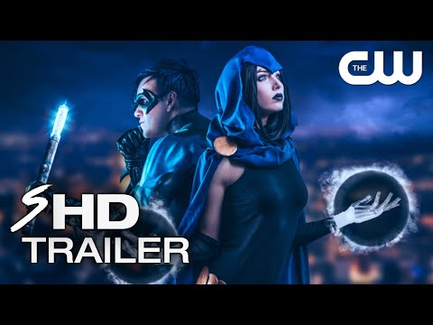 Teen Titans | Teaser Trailer | The CW - TV Series HOLLAND RODEN, RAY FISHER (FM)