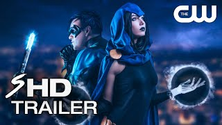 Teen Titans | Teaser Trailer Concepto | CW - Serie de TV HOLLAND RODEN, RAY FISHER (Fan Made)