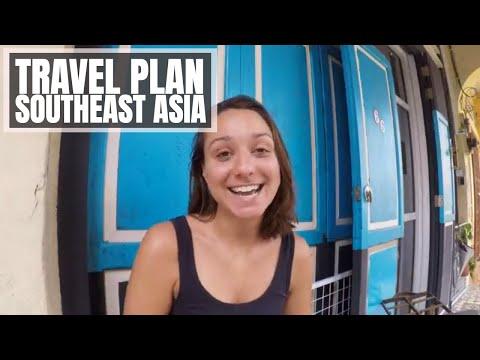 UPDATE: SOUTHEAST ASIA TRAVEL PLAN //  181
