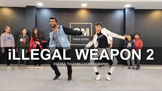 Download lagu illegal Weapon 2 - Dance Cover | Street Dancer 3D | Deepak Tulsyan Choreography