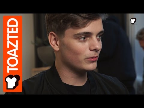 Martin Garrix | EXCLUSIVE INTERVIEW WITH THE NO 1 DJ IN THE WORLD | Toazted