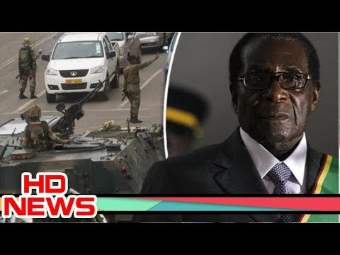 Zimbabwe coup latest updates: Robert Mugabe to speak at 11am - people told STAY OFF STREETS