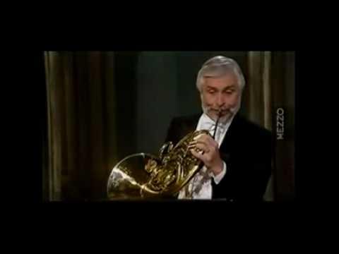 Brahms Horn Trio Op.40 - Barenboim, Perlman, Clevenger 1/4