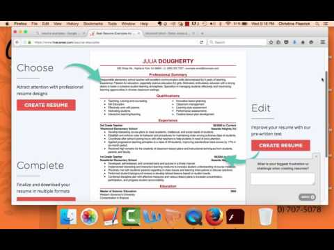 How To Write An Entry Level Resume