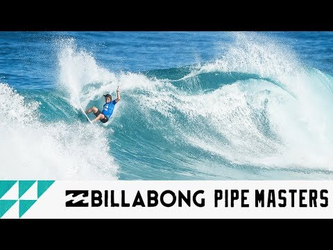 Wilson vs. Coffin vs. Kennedy - Round One, Heat 3 - Billabong Pipe Masters 2017