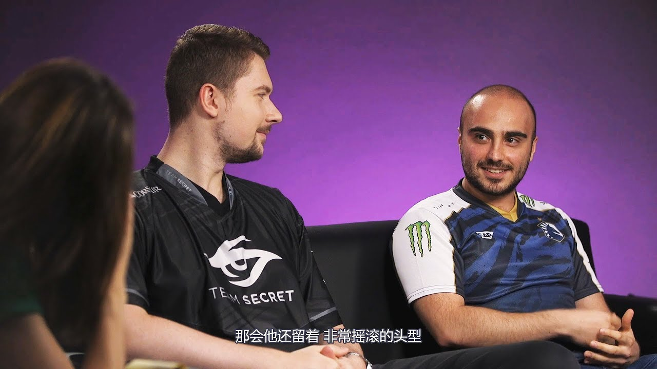 Kaci Interview with Liquid.KuroKy- and Secret.Puppey on The International  2019 Dota 2 TI9 - YouTube