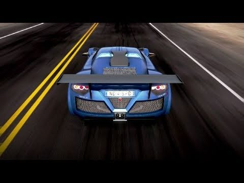 Need For Speed: Hot Pursuit - Super Sports Pack DLC Trailer   HD