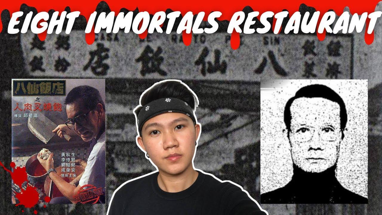 Download HUMAN PORK BUNS MURDER   Eight Immortals Restaurant Murder   True Crimes Asia Episode 2