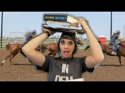 BREAKING DOWN THE SCIENCE OF BARREL RACING! (TIPS AND TRICKS)
