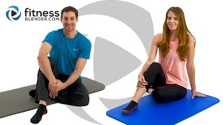 Lower Body Pilates Workout - Butt and Thigh Workout