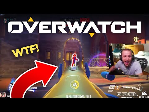 Overwatch MOST VIEWED Twitch Clips of The Week! #95