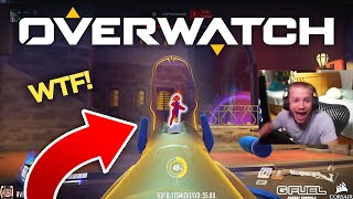 Overwatch MOST VIEWED Twİtch Clips of The Week! #95