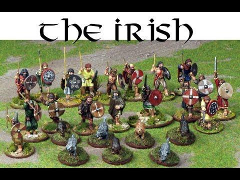 SAGA: The Irish  (first impressions)