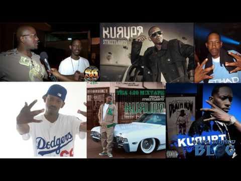 Gangster Profile: Kurupt Rollin 60s Crip Rapper