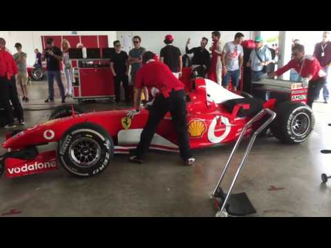 Ferrari F1 Clienti at Homestead-Miami Speedway | November 2016