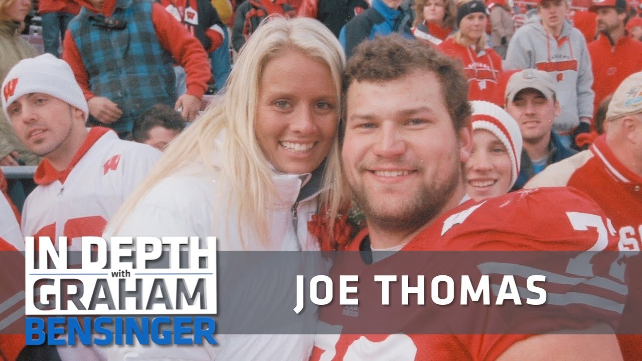 Joe Thomas Asking wife out in front of her boyfriend