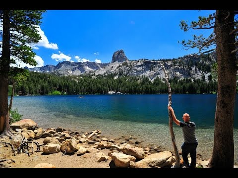Yosemite National Park: Fishing with Harry Vanderburg