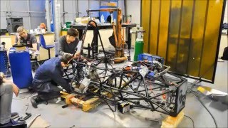 University of Glasgow FSAE car build time-lapse 2013 thumbnail