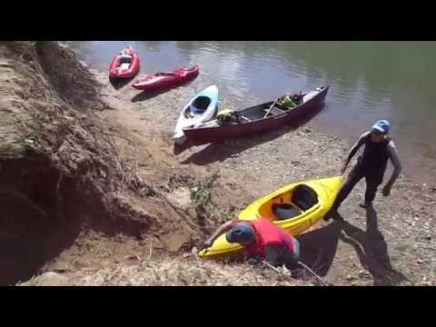 Ouachita River, alternate Dragover take-out point