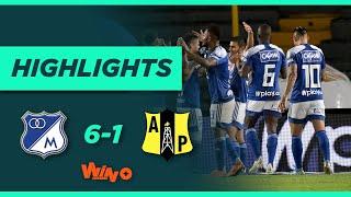 Millonarios vs Alianza Petrolera (Goles y Highlights) Liga BetPlay Dimayor 2020 | Fecha 20