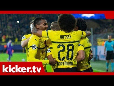 """Verdienter Sieg"" - Dortmund souverän gegen Monaco | kicker.tv"