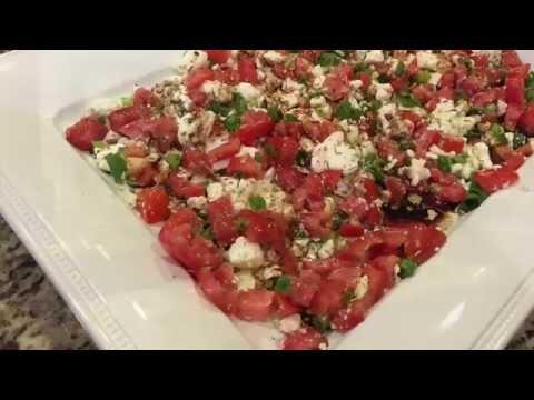Recipe: Easy Feta Dip