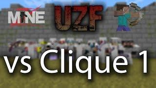 uzf fighting the clique ep 1
