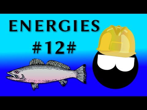 Energies -12- Renouvelables 4/5 Hydraulique