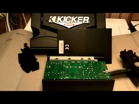 kicker oem 100 watt subwoofer amplifier for less than 10. Black Bedroom Furniture Sets. Home Design Ideas