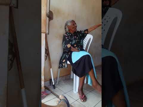 Donina fala sobre o surgimento da Salina em Poço de Uibaí - uma outra hipótese