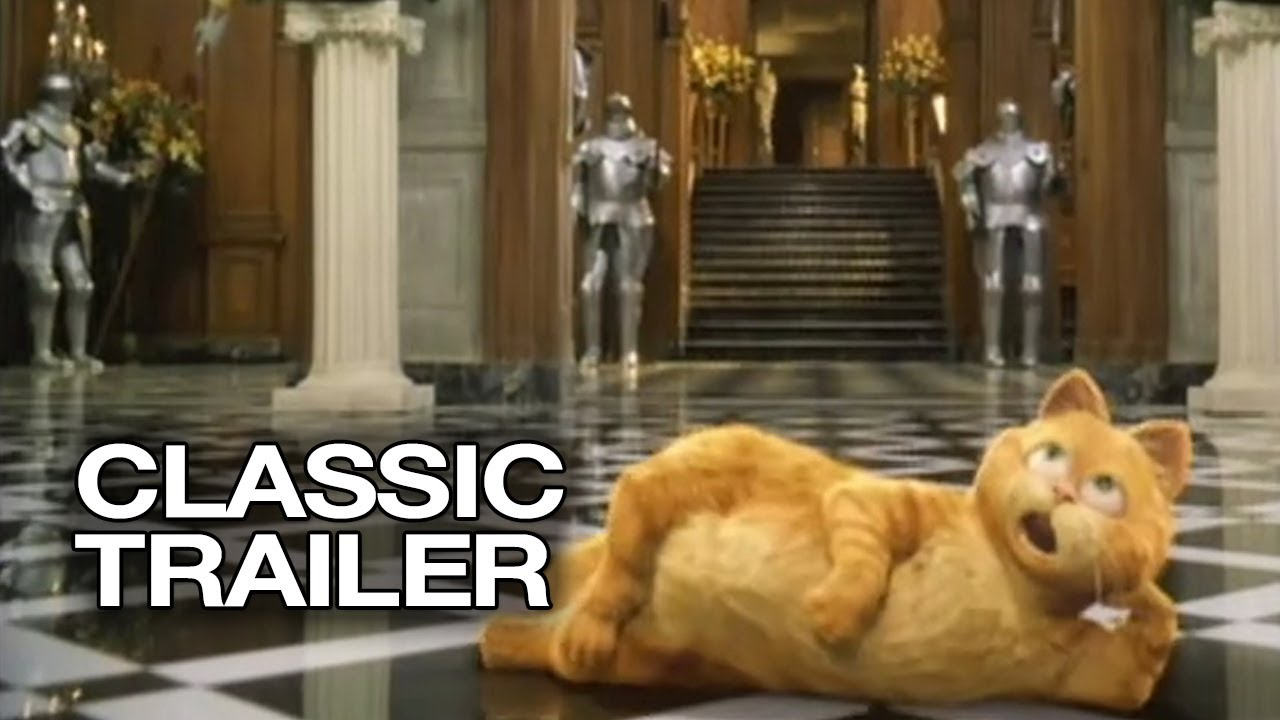 Garfield A Tail Of Two Kitties 2006 Official Trailer 1 Breckin Meyer Hd Youtube
