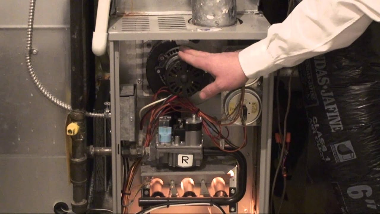 Mid Efficiency Furnace, Troubleshooting | Acclaimed ...