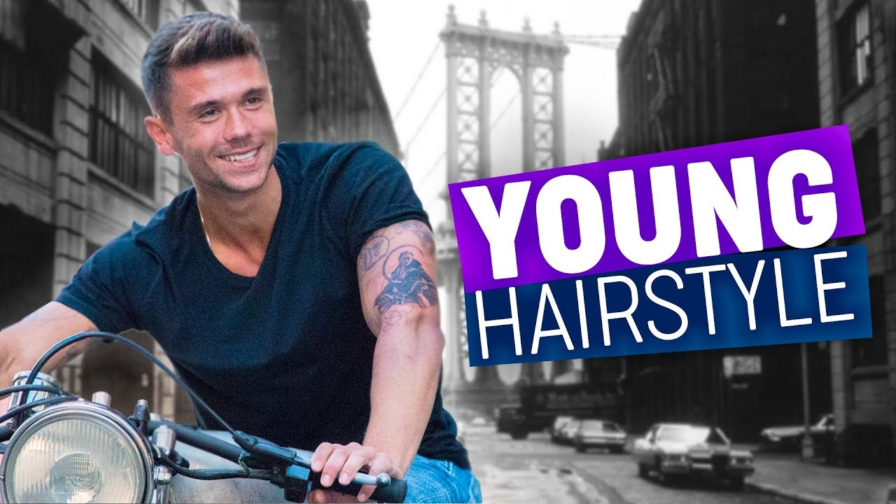 Young Hairstyle James Dean Hair Inspiration Youtube