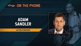 Adam Sandler on His Return to Saturday Night Live as Host   The Dan Patrick Show   5/6/19