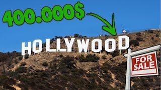 HOLLYWOOD VERKOCHT OP EBAY!🌟 400.000$💸