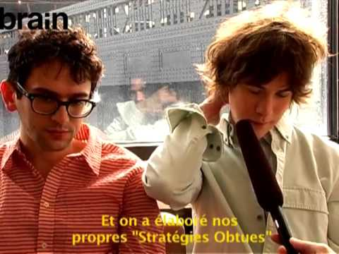 MGMT Interview